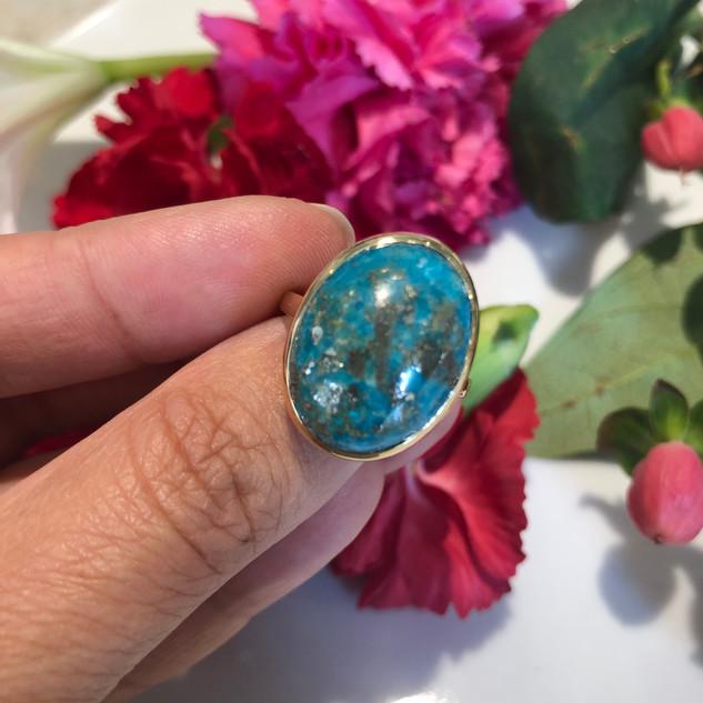 Jyotish Turquoise