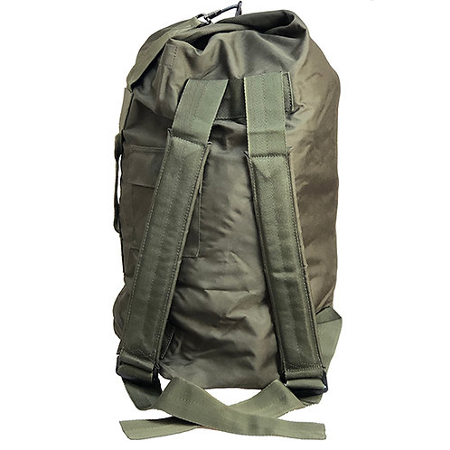 日本YAMAOTO軍綠色2用行李袋