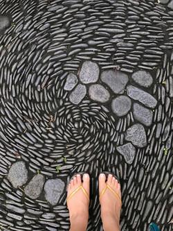 Bali Feet