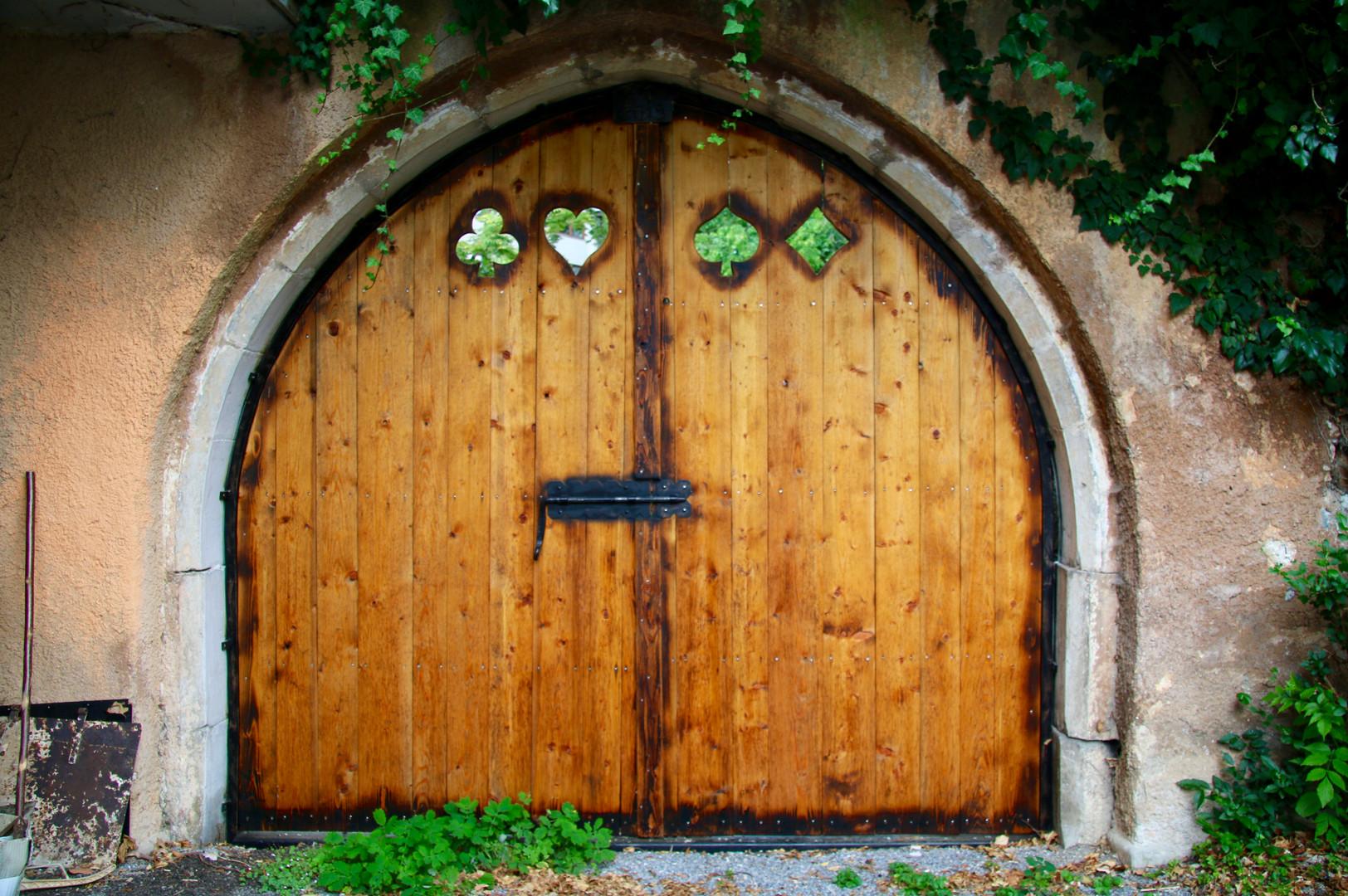 Hobbit Door...well I thought it was