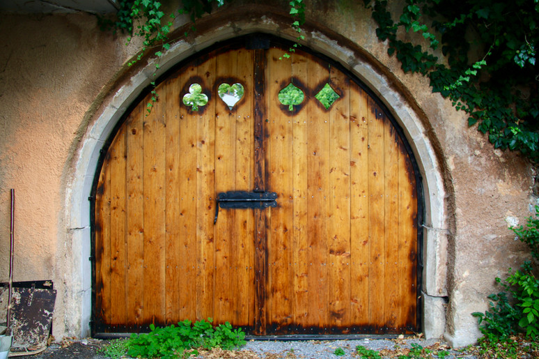 Hobbit Door...well I thought it was