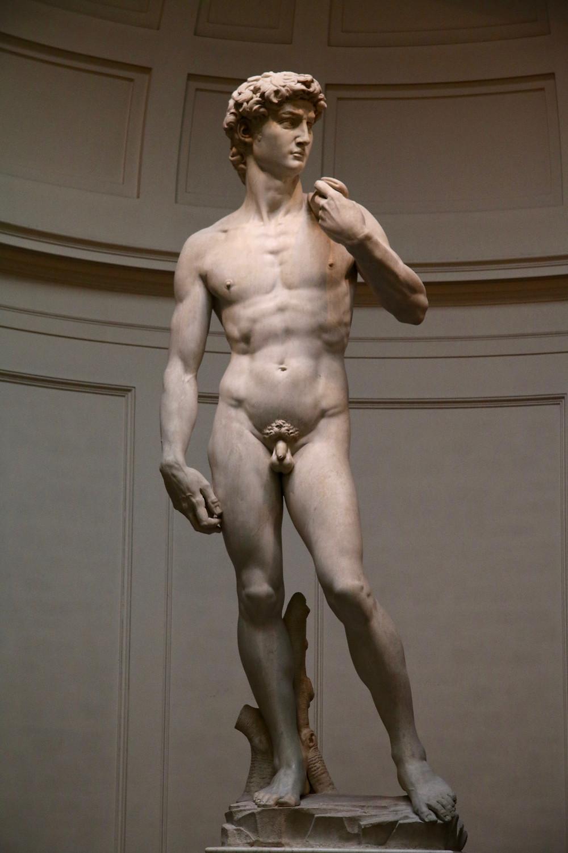 Michelangelo's 'David'