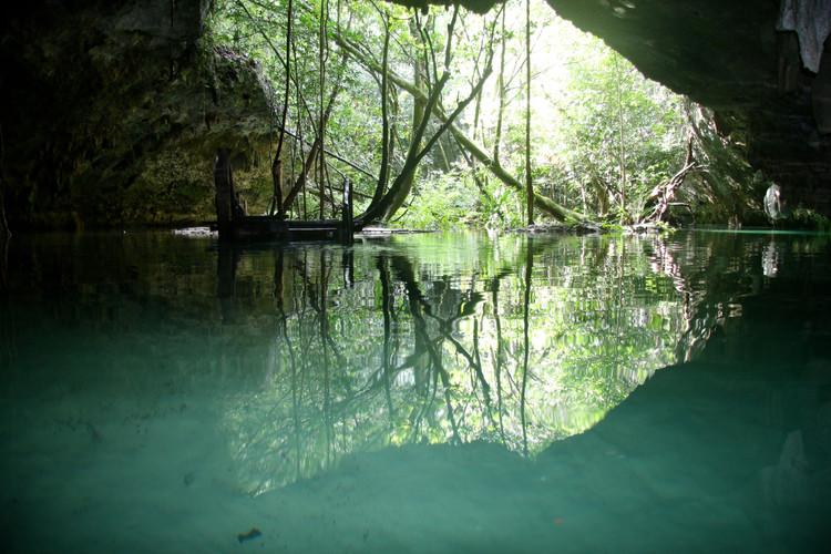 Mayan Gateway to the Underworld
