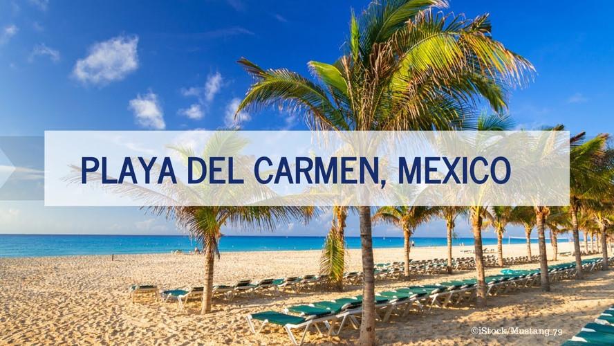 PLAYA DEL CARMEN: The Riviera Maya's Seaside Jewel