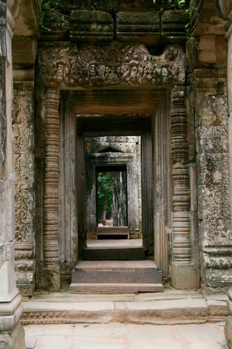Eternal doorways.