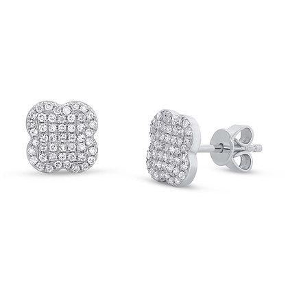Alhambra Stud Earring