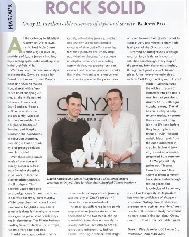 Litchfield Magazine March/April 2015