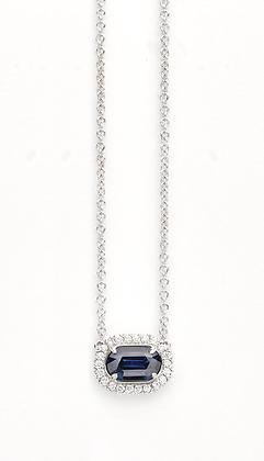 L'Amour Sapphire Pendant