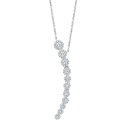 Eden Comet Necklace