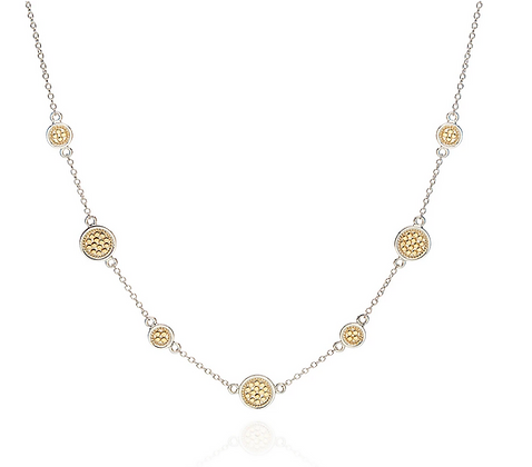 Classic Station Necklace