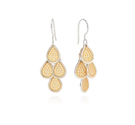 Dotted Chandelier Earring