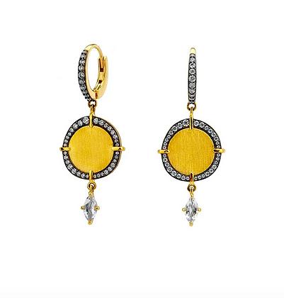 Ravenna Medallion Earrings