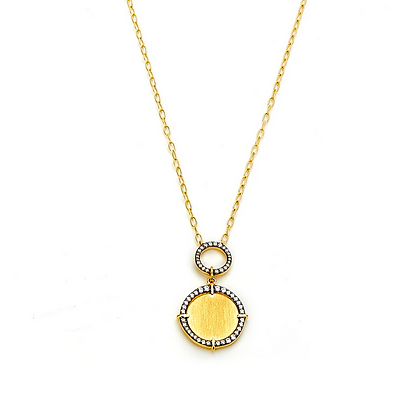 Ravenna Medallion Necklace