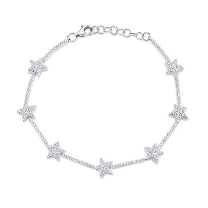 Star Tennis Bracelet