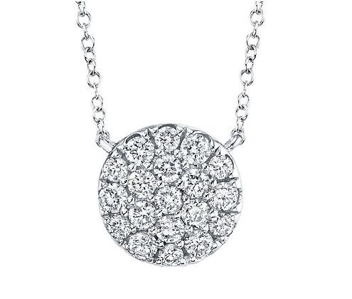 Bella Circle Necklace