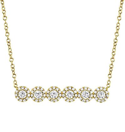 Eden Bar Necklace
