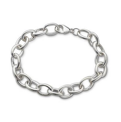 Heavy Weight Charm Bracelet