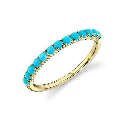 Turquoise Stack Band