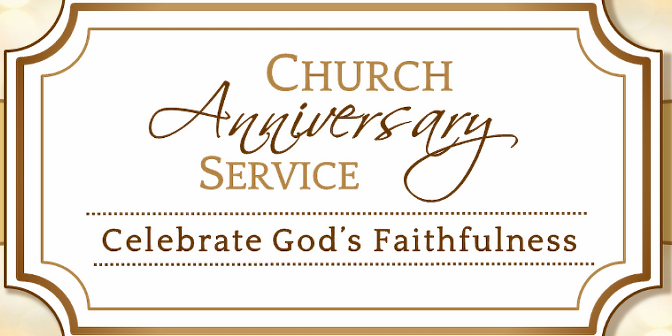 FSMWC Church Anniversary