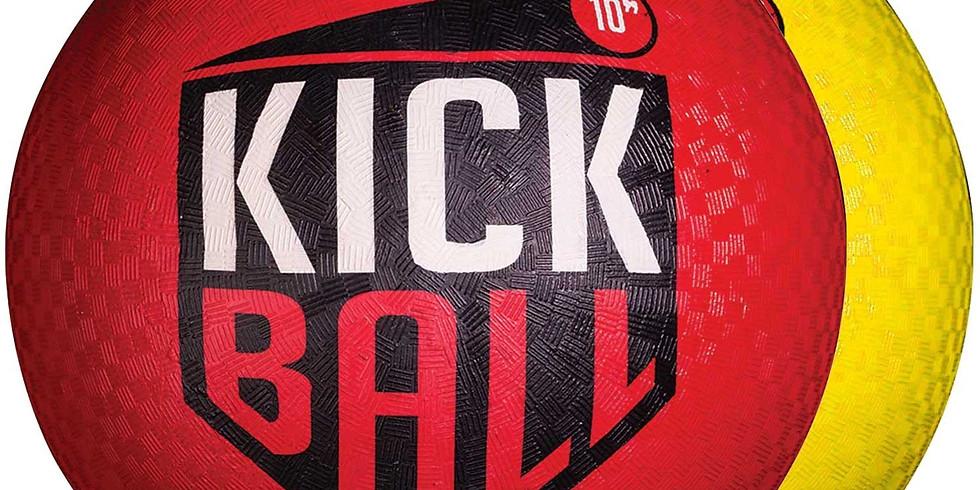 FSM Co-Ed Kickball Game