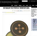 Fashion's Finest XO Balm
