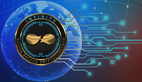 infinity assets backed crypto