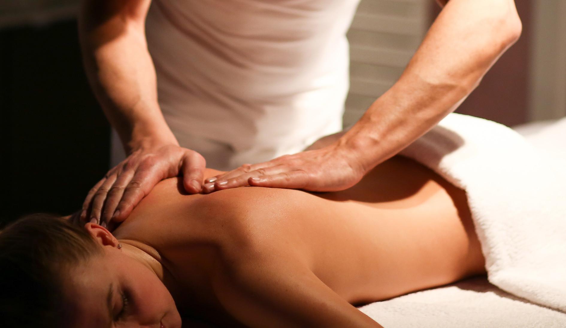 Massage Grand Dos/découverte