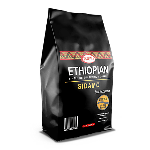 Sidamo Ethiopian Coffee