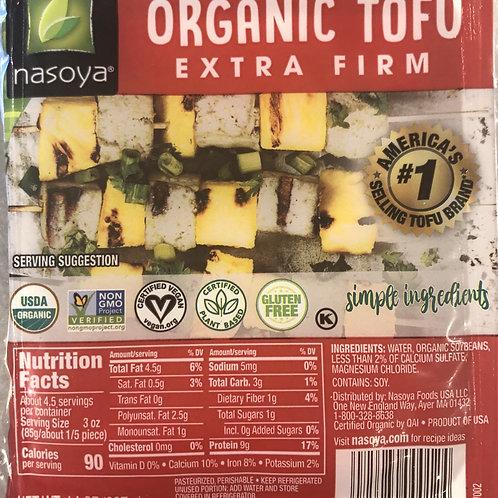 Organic Tofu Extra Firm