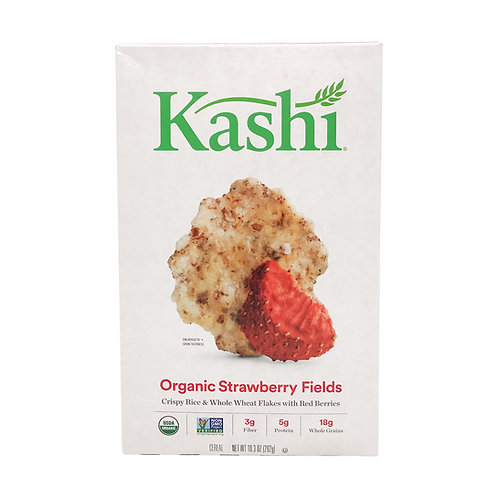 Organic Strawberry Fields Kashi Cereal