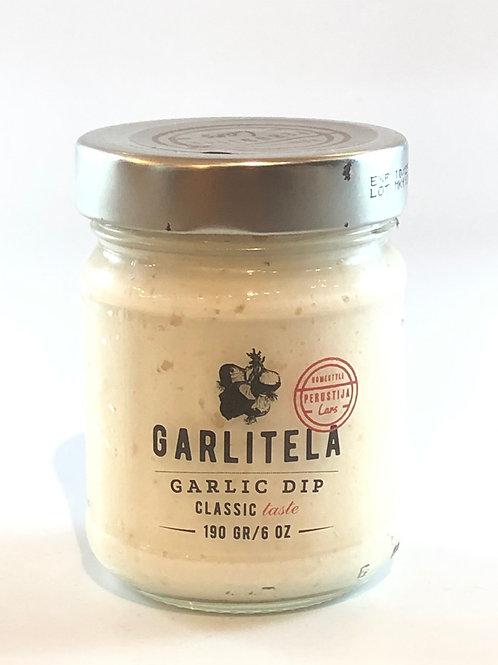 Garlitela Garlic Dip