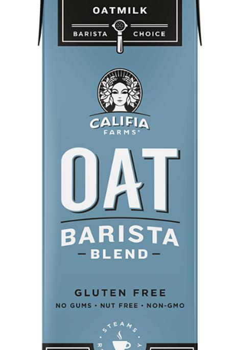 Califia Farms Barista Blend Oat Milk