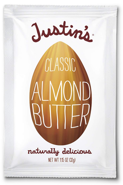 Justin's Delicious Classic Almond Butter