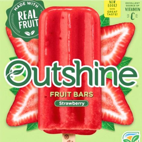 Outshine Fruit Bars Strawberry