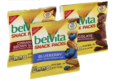 BelVita Snack Packs