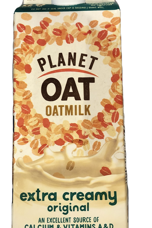 Planet Oat Oat Milk