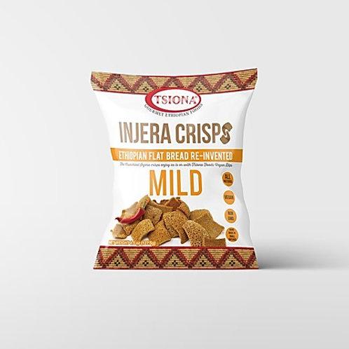 Injera Crisps-Mild