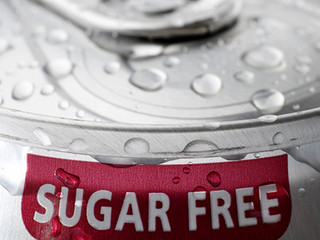 SUGAR-FREE DRINKS DAMAGE TEETH, TOO