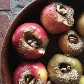 au four les pommes