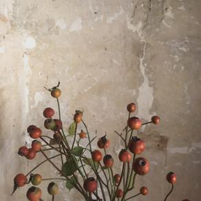 monday orange bouquet