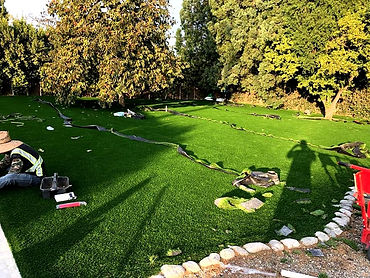 Quiality Artificia Turf for Sport- Vollyball, Golf, Paintball and Soccer