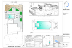 AS1721-Site & Pool Plan (color)