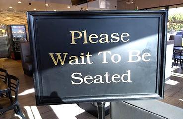 Shandra Thai Cusine- Wait To Be Seated S
