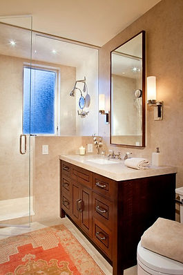 Bathroom Natural Finishes
