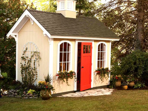 Design a Stunning Shed
