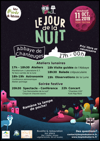Jour de la Nuit is coming !