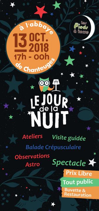 Le Jour de la Nuit, édition 2018