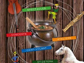 La Soupe aux Cailloux à Blassac avec Les Pieds à Terre