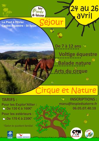 Mini-séjour Cirque et Nature