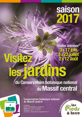 Visitez le Jardin du CBN !